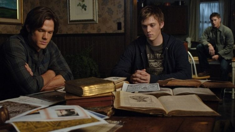 Jensen Ackles And Jared Padalecki Would Like To Tie Up A Supernatural Loose End