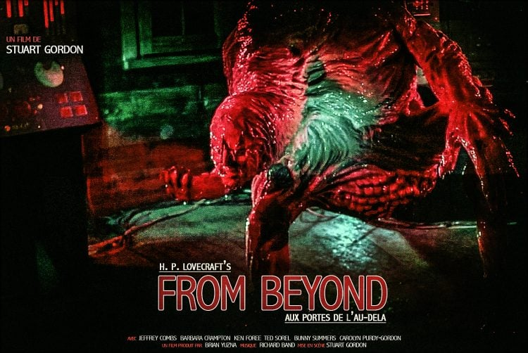 Throwback Thursday: From Beyond (1986)