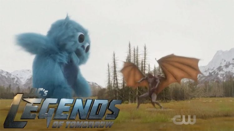 Legends Of Tomorrow Stars Thought Beebo's Death By Cuddling Storyline Would Be A 'Career Ender'