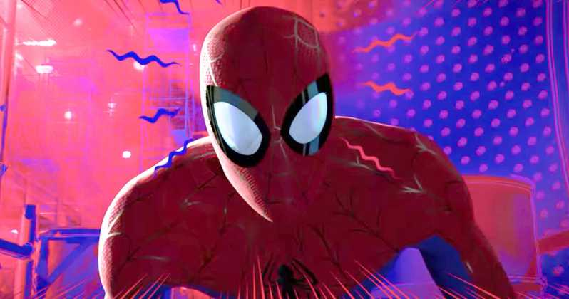 Peter Parker Spider-Man: Into the Spider-Verse