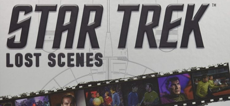 Exclusive Interview: 'Star Trek: Lost Scenes' Authors David Tilotta And Curt McAloney