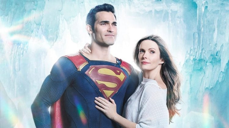 Superman & Lois concept art