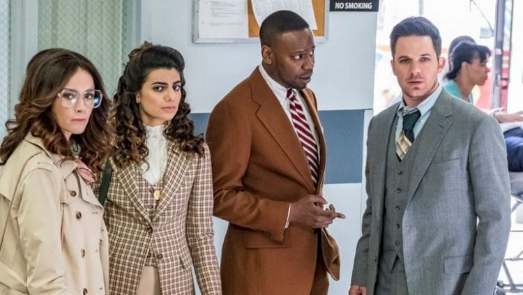 Timeless Cast Reveals The Journeys Their Characters Never Got To Take