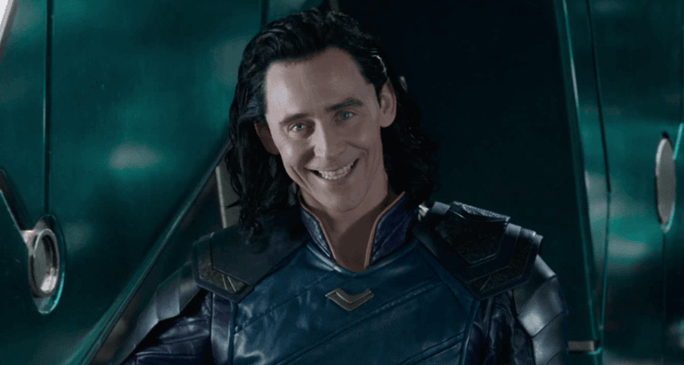 Tom Hiddleston Loki Disney+ Series