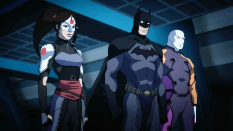 DC Universe Unleashes A New Trailer For Young Justice: Outsiders
