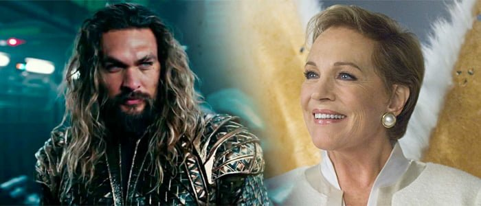 Julie Andrews Has A Role In 'Aquaman'!