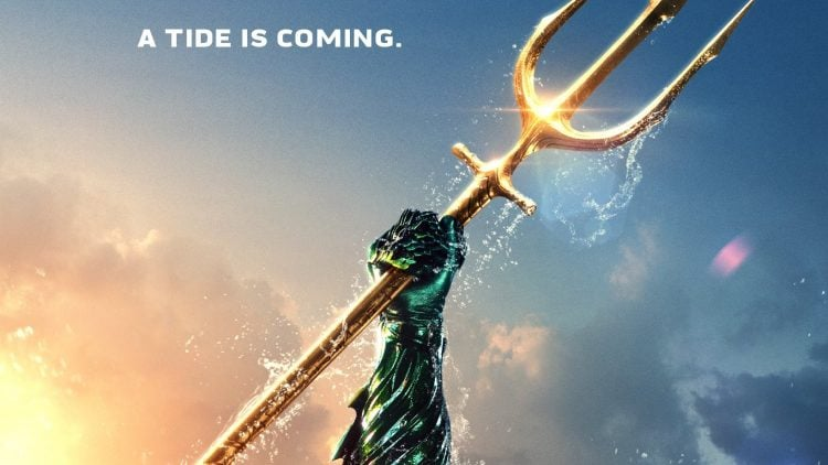 Aquaman Is Ready For War In These Two New Photos!