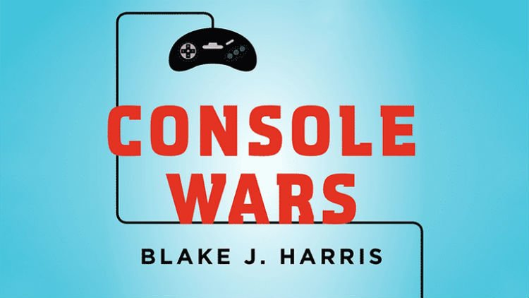 Blake J. Harris's Console Wars: Sega, Nintendo And The Battle That Defined A Generation Is Being Developed For TV