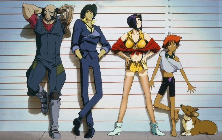 'Cowboy Bebop' Is Moving Forward With John Cho, Mustafa Shakir, Daniella Pineda, And Alex Hassell As The Leads
