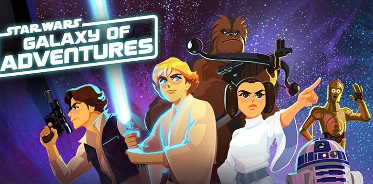 Disney Reveals A New Trailer For Star Wars: Galaxy Of Adventures Before Its Launch On Friday