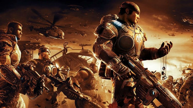 Universal Is Making A Gears Of War Movie