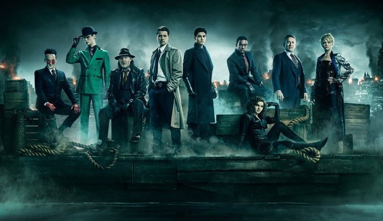 A New Gotham Promo Shot Shows Off The Show's Major Players