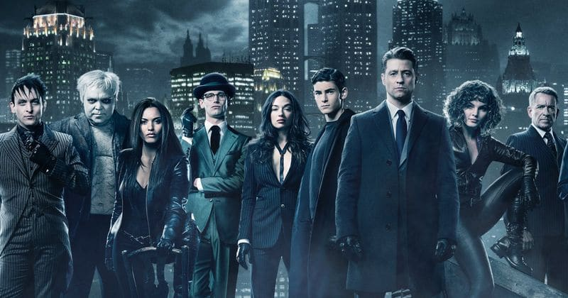 The Riddler And Penguin Are Going Comic Accurate For The Final Season Of Gotham