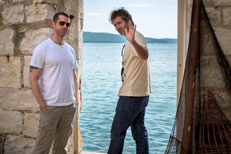 "David Benioff And D.B. Weiss Are ""Stepping Away"" From 'Star Wars'"