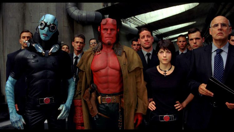 Guillermo Del Toro Fought For Years To Cast Ron Perlman As Hellboy