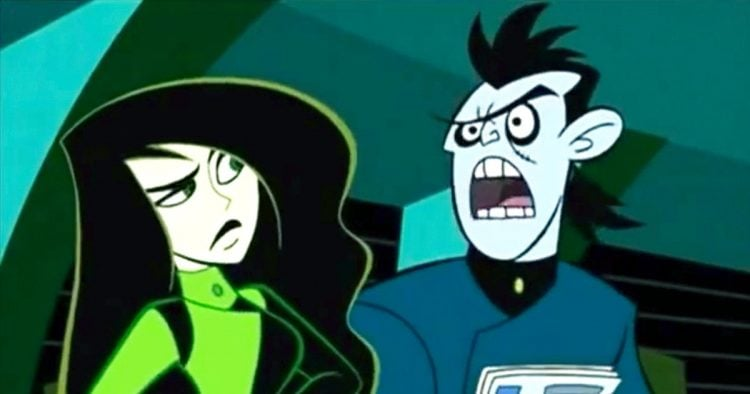 Disney Offers A Look At Dr. Drakken And Shego From The 'Kim Possible' Movie