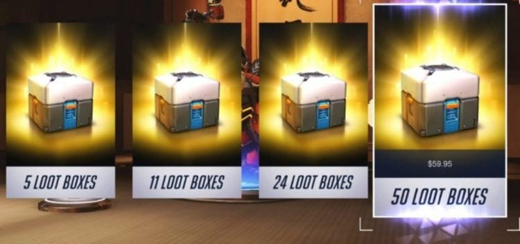 Video Game Loot Boxes Are Cited As A Major Factor In Underage Gambling