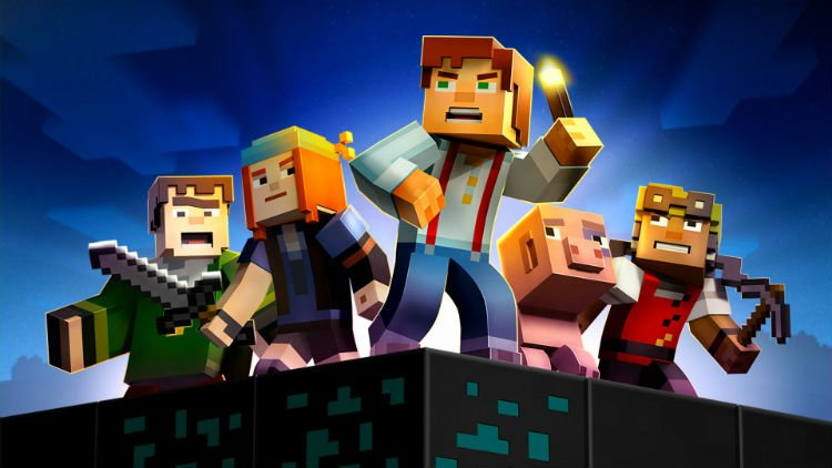 You Can Finally Check Out Minecraft: Story Mode On Netflix