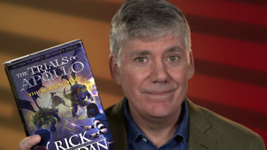 Rick Riordan Reveals Emails With Fox, Detailing Clashes Over The Percy Jackson Movies