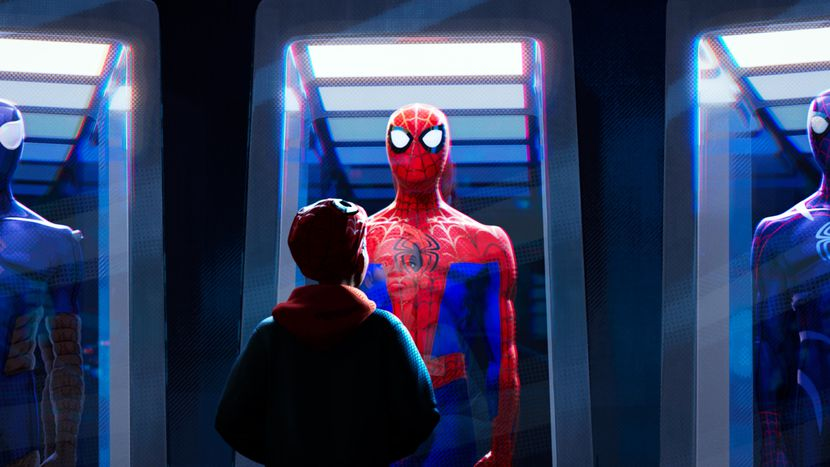 Into the Spider-Verse Directors Reveal Stan Lee Cameo In Their Film