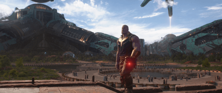 10-Minutes Of Thanos' Backstory Was Cut From 'Avengers: Infinity War'