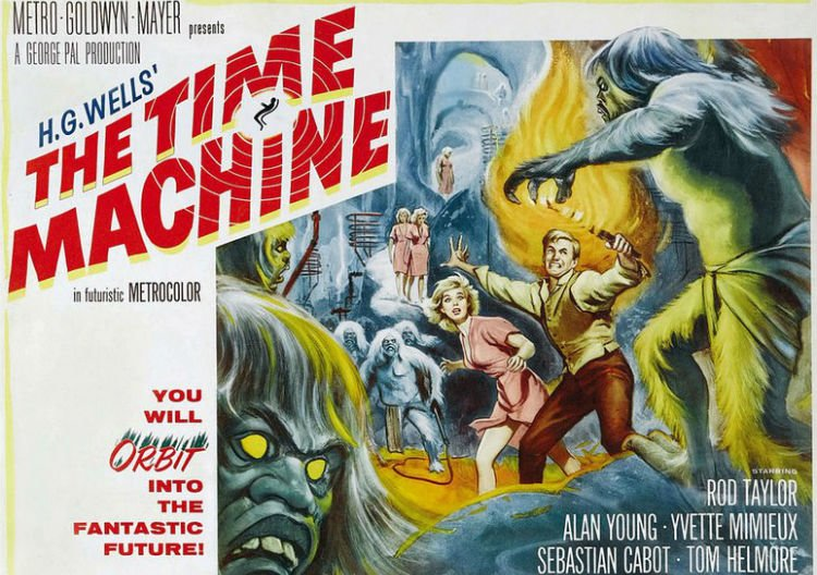 Andy Muschietti And Leonardo DiCaprio Are Taking A Trip In H.G. Wells' 'The Time Machine'