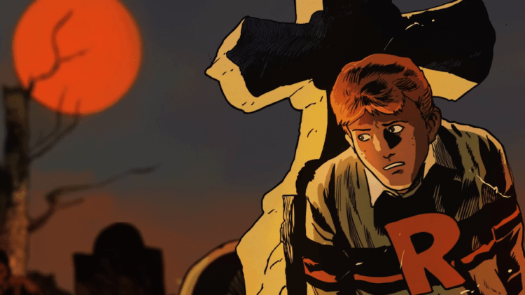 Throwback Thursday Afterlife With Archie