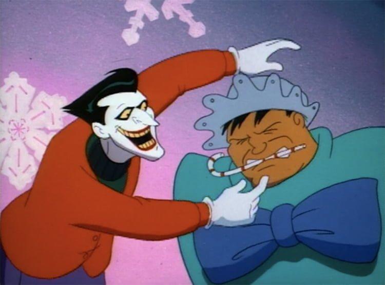 hamill lost batman episode