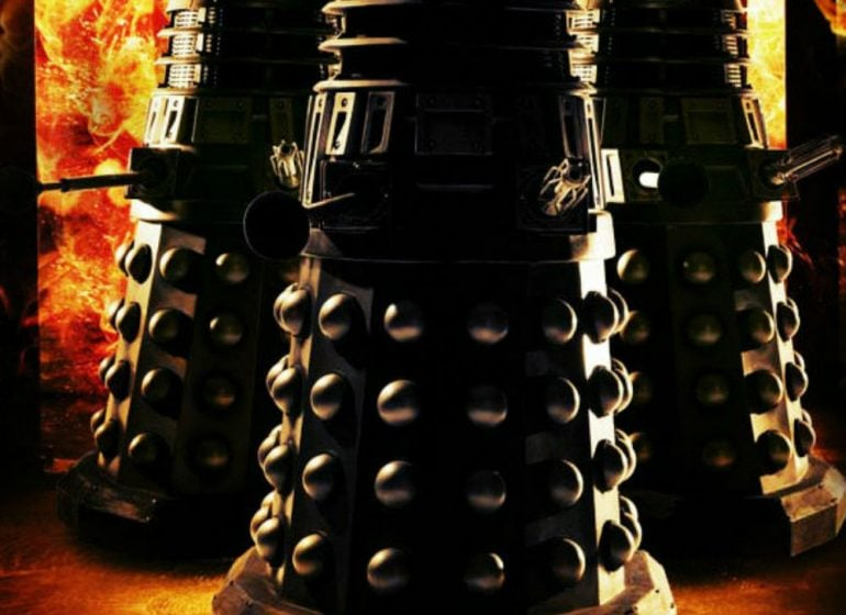 DaleksHD_ doctor who