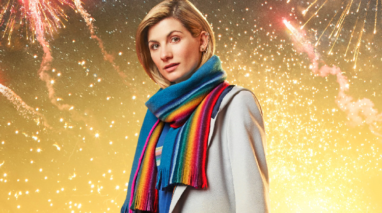 Doctor Who Showrunner Reveals The Origin Of The Time Lord's Scarf