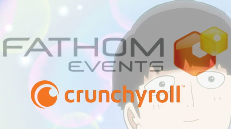 Get Ready For More Anime On The Big Screen As Crunchyroll Has Partnered With Fathom Events
