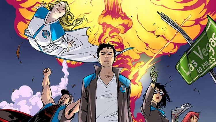 Sony Reportedly Wants Dylan O'Brien To Headline Harbinger