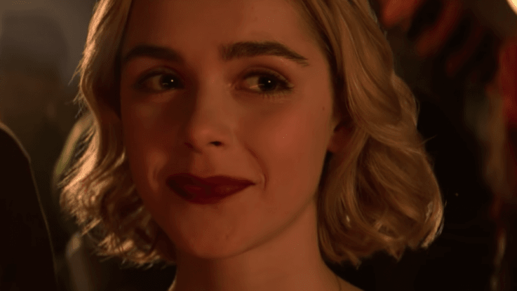 Netflix Chilling Adventures Of Sabrina