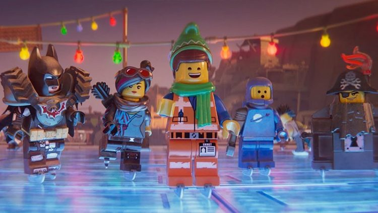 The LEGO Movie 2 Emmet's Holiday Party