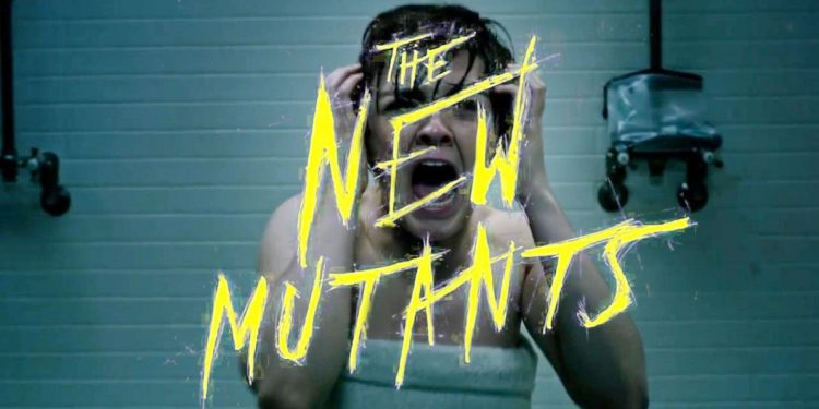 Maisie Williams New Mutants