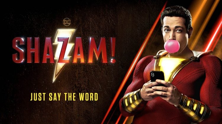 2 New Shazam! Posters Appear, One Comic-Based, One Live Action