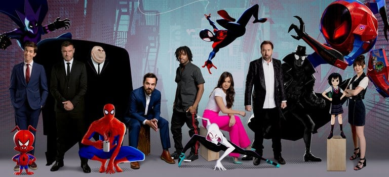 All Of The Supporting Characters From 'Spider-Man: Into The Spider-Verse' Could Get Their Own Movies... And We Do Mean ALL