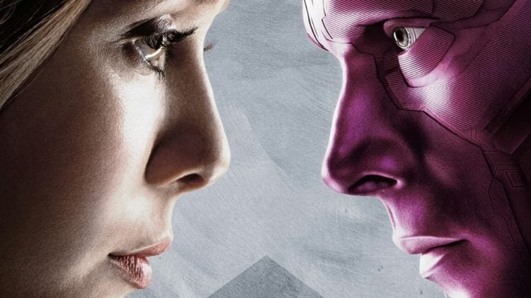 It Appears The Title For Disney+'s Series Starring Vision And Scarlet Witch Has Been Revealed