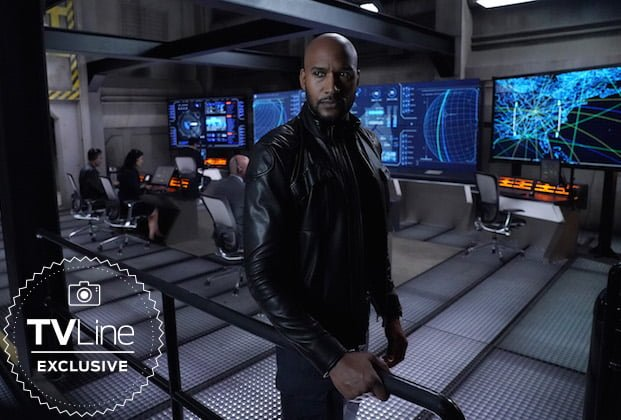 Henry Simmons Shares How Mack Will Lead The Agents Of S.H.I.E.L.D.