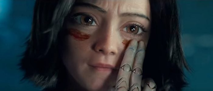 Alita: Battle Angel James Cameron