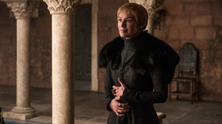 It Isn't A Trick, Cersei Is Pregnant On Game Of Thrones