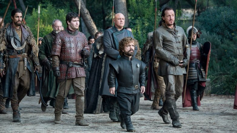 Game Of Spin-Offs? George R.R. Martin Has Another Idea For A Show