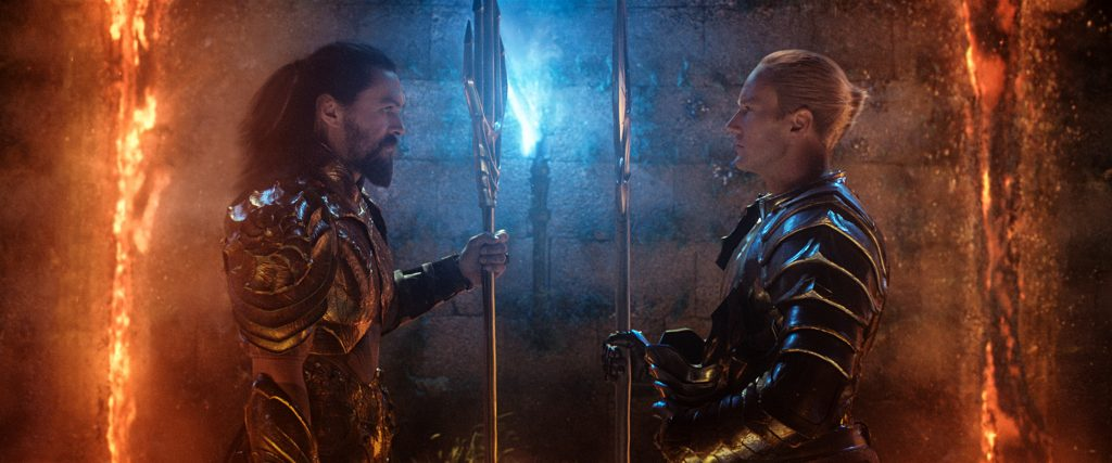 Oceans Of Intrigue: Check Out Two New Clips From Aquaman