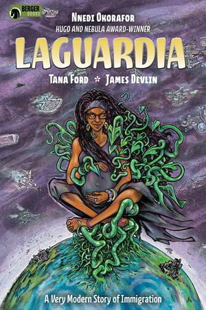 Human And Alien Immigrant Stories Come To Earth In LaGuardia