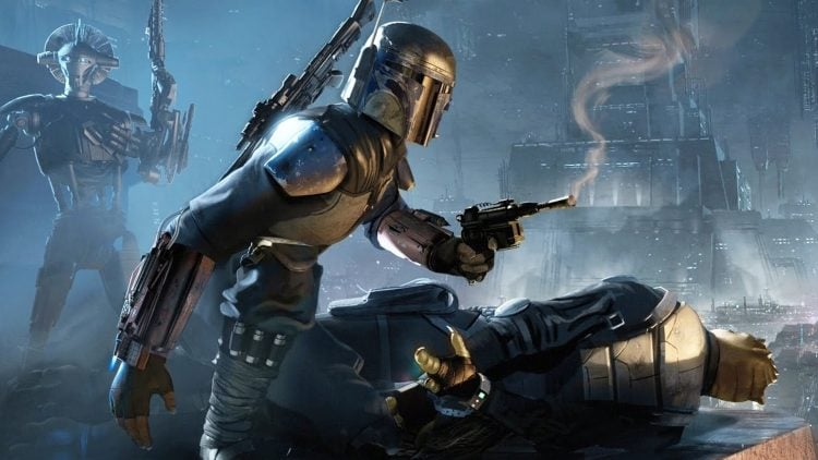 Kathleen Kennedy And Jon Favreau Announce 'The Mandalorian' Will Be Available When Disney+ Launches, And Other 'Star Wars' Offerings