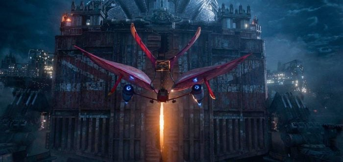Mortal Engines Featurettes Explore The World Of Roving Cities