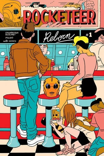 The Rocketeer Reborn Comic Has Crashed Into Cancellation