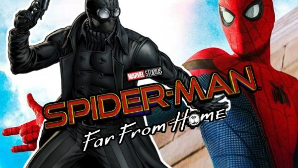 Sony Reveals Photos And Official Name Of Noir Costume In Spider-Man: Far From Home