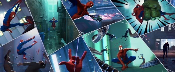 Sony Releases New Spider-Man: Into The Spider-Verse Clips Showing Miles's Family Life