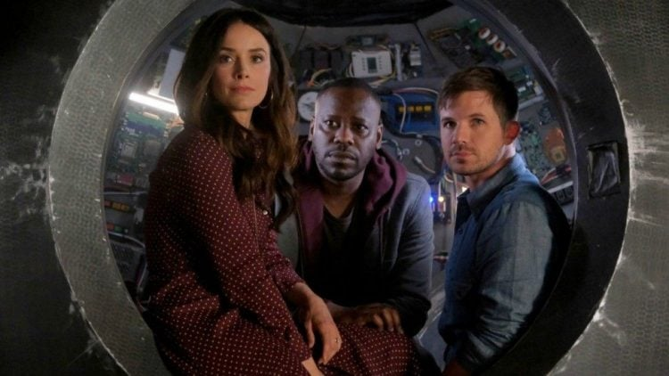 Check Out This Sneak Peak Of The Timeless Series Finale